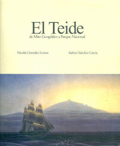 El Teide. Isidoro y yo