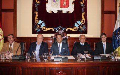 Presentación de la Historia General de las Islas Canarias de José de Viera y Clavijo